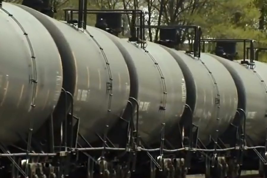 Tank Car Loading and Unloading