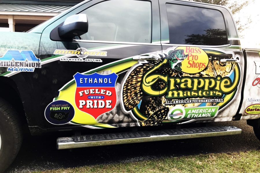 Ethanol Report on Crappie Masters National Championship