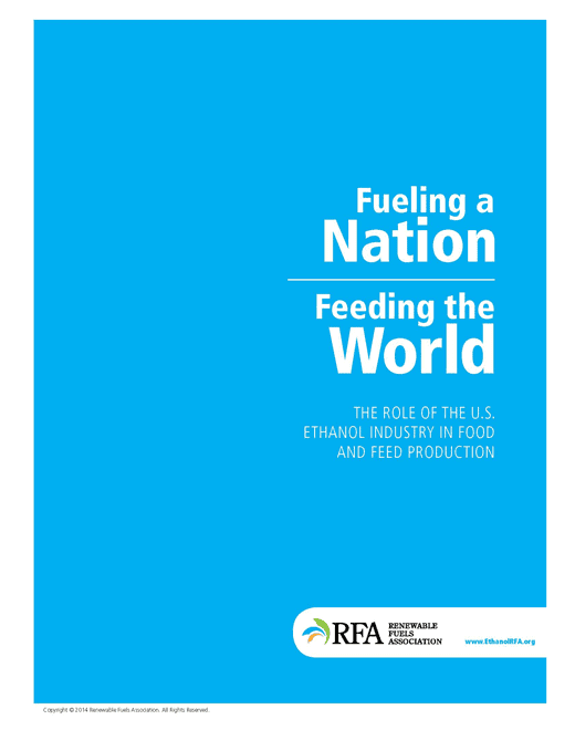 Read Fueling a Nation, Feeding The World