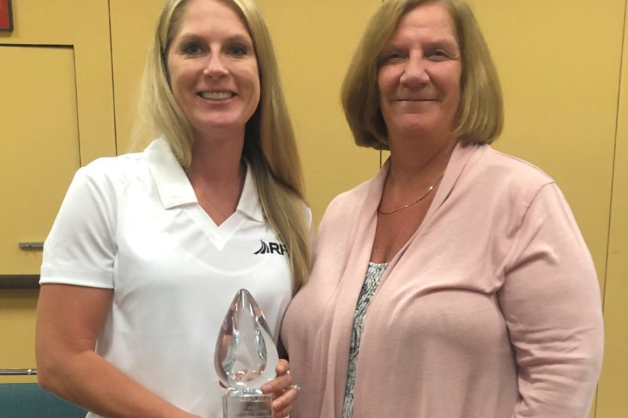 RFA's Missy Ruff Receives National Safety Award