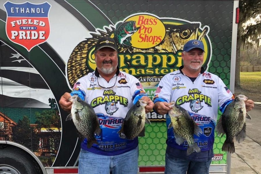 RFA & NCGA Co-Title Sponsorship of 2020 Crappie Masters Tournament Trail Begins This Week