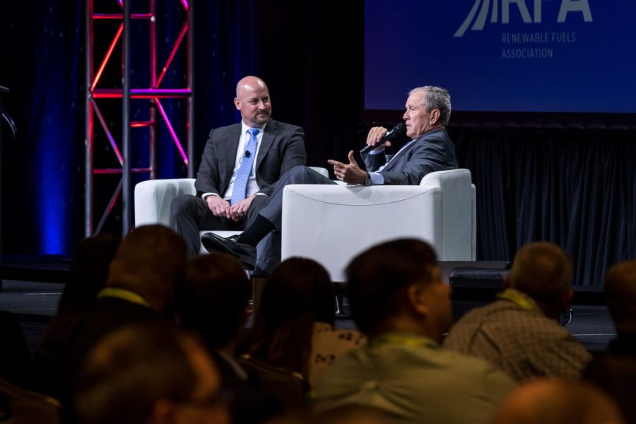 25th Annual National Ethanol Conference Welcomes President George W. Bush