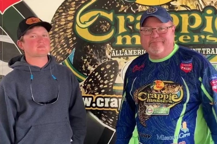 Crappie Winner Talks About Using Ethanol in His Boat