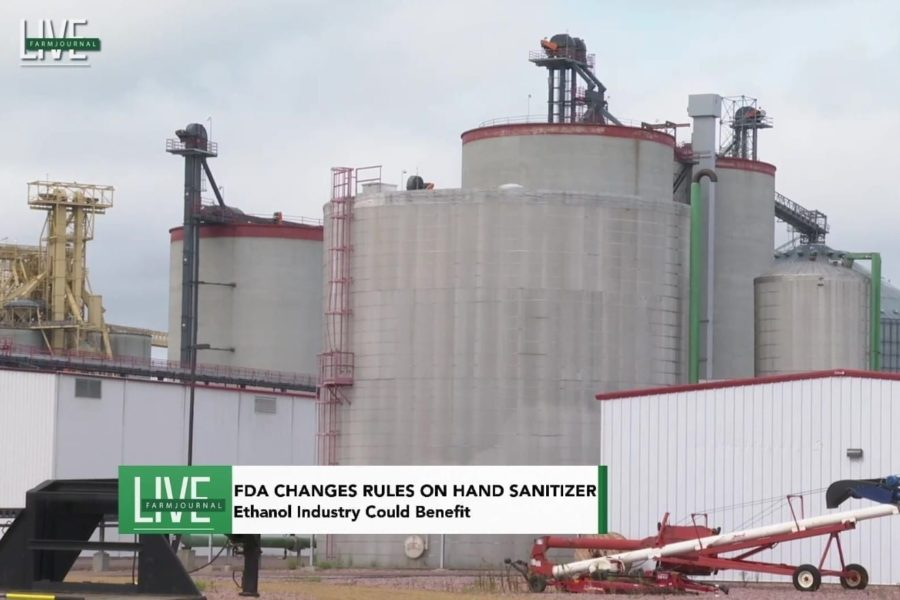 Farm Journal Live Reports on Ethanol for Sanitizer