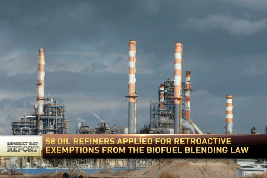 RFA Interview on DOE Retroactive Refinery Waiver Review
