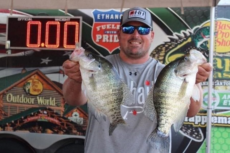 Ethanol Again Fuels Crappie Masters National Champion