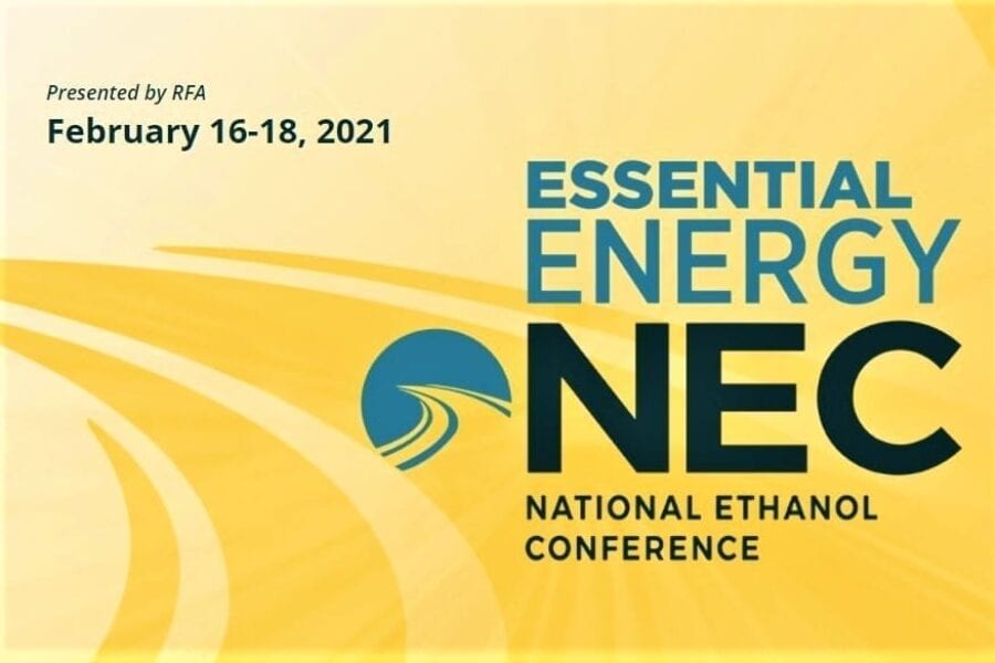 2021 National Ethanol Conference Shifts to Digital Experience